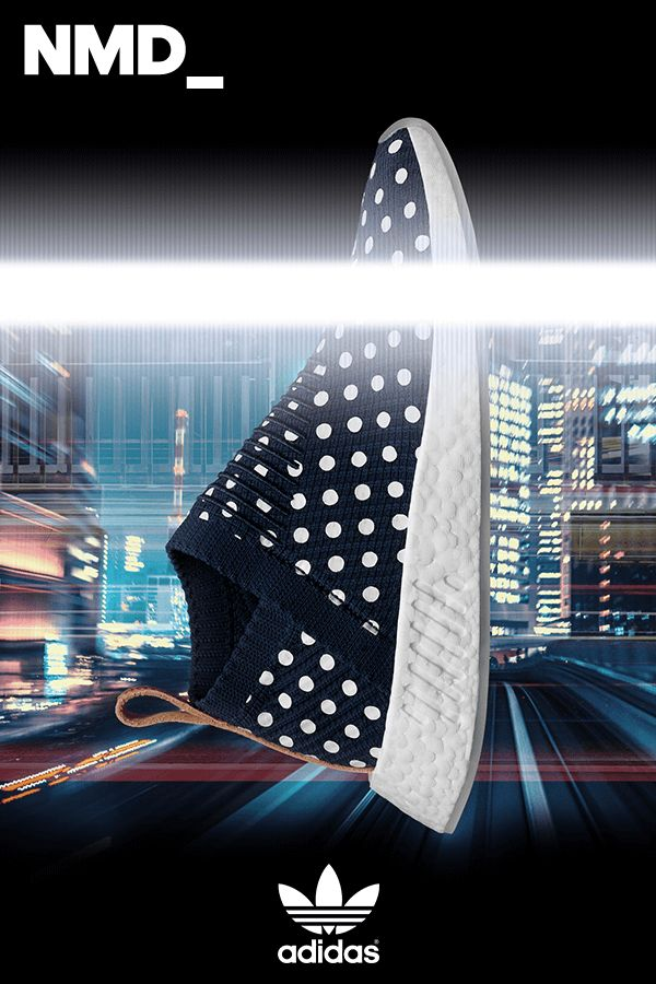 Driven by transformation, The NMD CS2 turns heads everywhere you go. Learn more at adidas.com