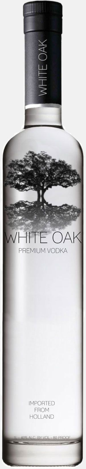 White Oak Premium Vodka. But they will be changing their name son due to a conflict with wines of the same name. PD