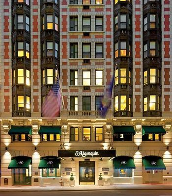 The Algonquin Hotel Times Square is a great base for exploring New York City the fun way!