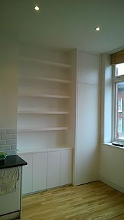 fitted wardrobes, alcove cupbaords, shelves, build in wardrobes, cupboards, floating shelves, fitted furniture carpenter, internal joinery
