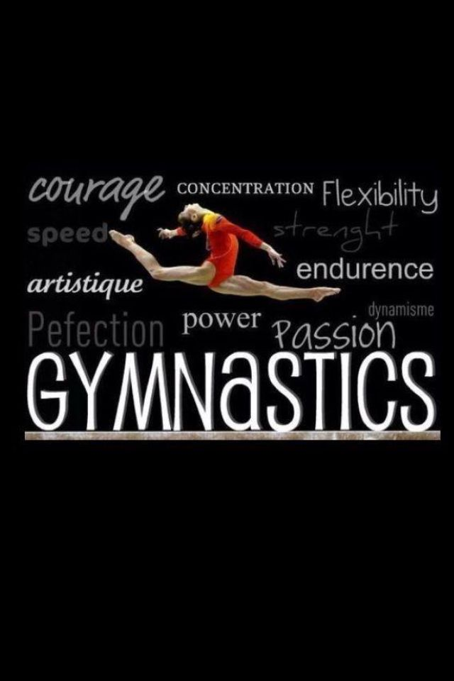 Gymnastics wallpaper