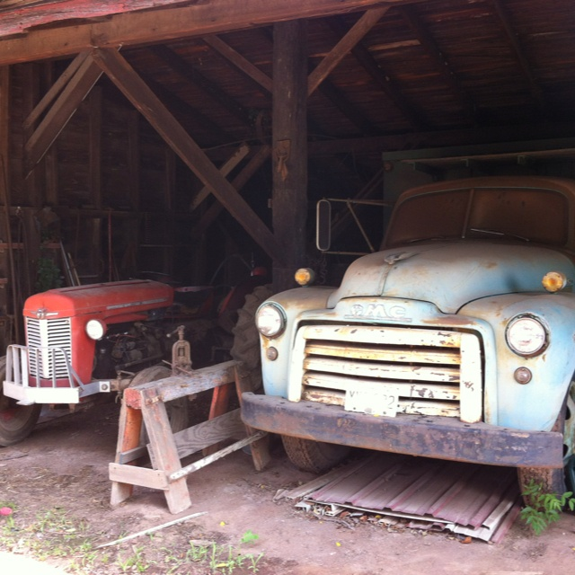 Old Truck & Tractor In Clifton, NJ