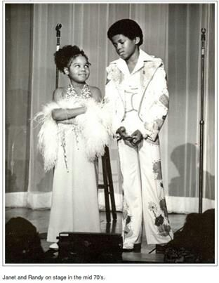 Janet & Micheal Jackson