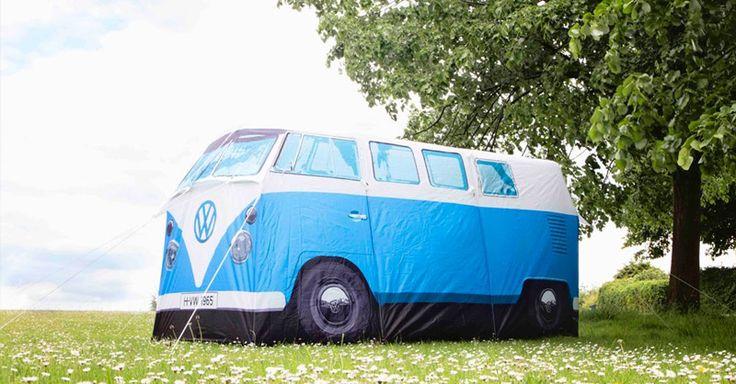 Win een VW Busje tent