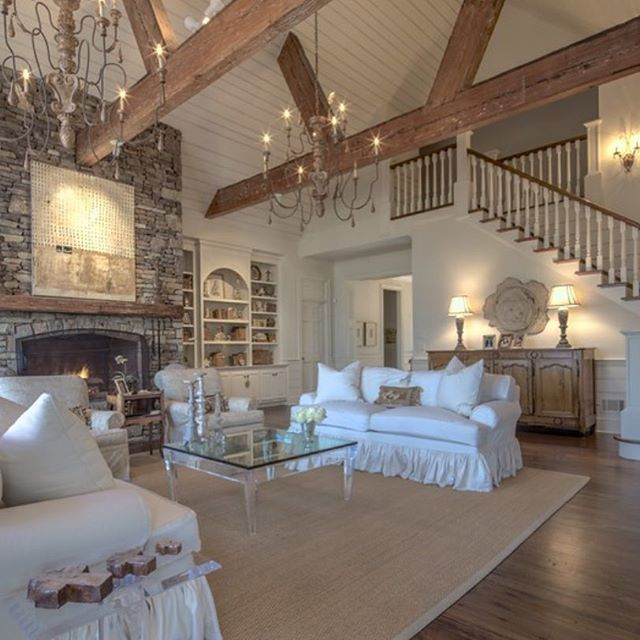 The 25 Best Exposed Beam Ceilings Ideas On Pinterest