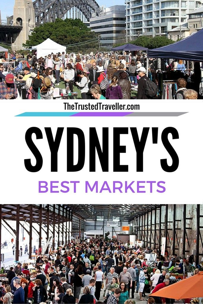 kirribilli sydney markets guide - photo#18