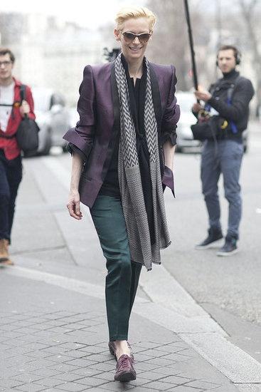 Street Style Paris - Tilda...