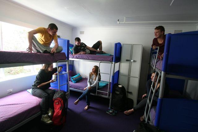 6 Bed Dorm - The Original Backpackers Hostel