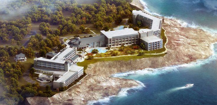 Ogunquit ME Resorts - Cliff House Resort & Spa - Maine Luxury Hotel