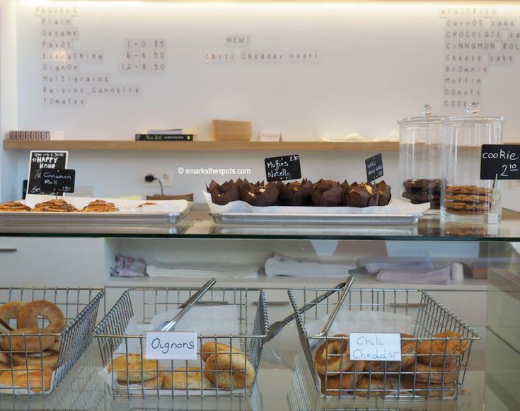 BaBa Bagel Bakery, Brussels | smarksthespots.com