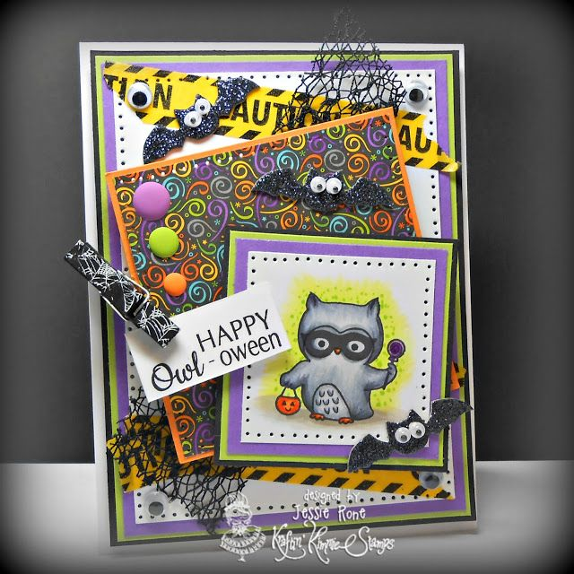 can you sayaddictedto stamps cricut cardshalloween - What To Say In A Halloween Card