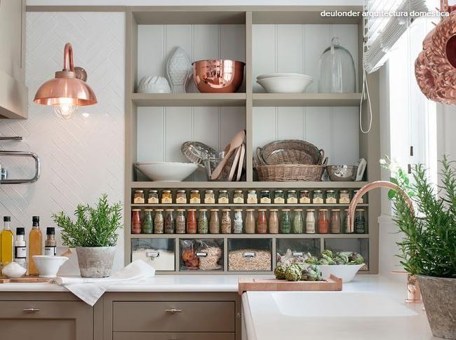 Mejores 70 imágenes de cocinas en Pinterest | Ideas para la cocina ...
