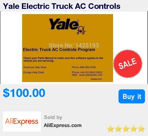 Yale Electric Truck AC Controls Program ETACC v2.4K * Pub Date: 23:29 Oct 22 2017