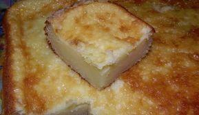 INGREDIENTES 4 ovos 2 copos (requeijão) de farinha de trigo 2 copos (requeijão) de açúcar refinado 1 copo (requeijão) de queijo ralado 3 colheres (sopa) cheia de manteiga 1 copo (requeijão) de leite 1 pitada de sal 1 colher (sopa) cheia de fermento em pó MODO DE PREPARO Em uma tigela adicione a...