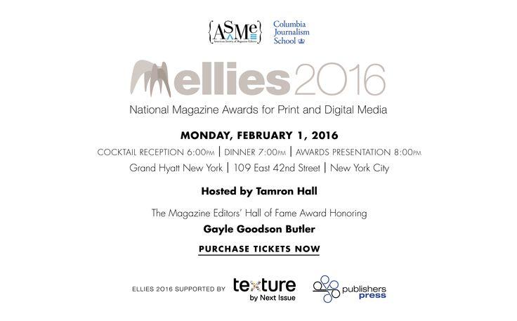 Ellie Awards | ASME