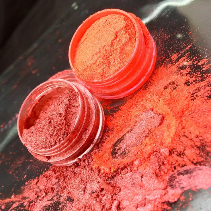 2 New RED PEARLZ Mica Pigment Powders: Bright Red - https://www.etsy.com/listing/535103305/new-royal-red-mica-pigment-powder-deep and Royal Red - https://www.etsy.com/listing/535102153/new-bright-red-mica-pigment-powder-red Perfect Patriotic Holiday Reds!