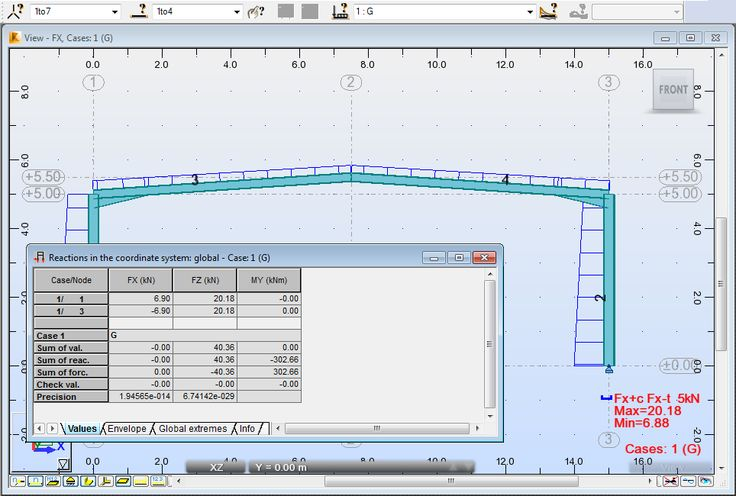 Explore Results and Generate Reports | Robot Structural Analysis Products | Autodesk Knowledge Network