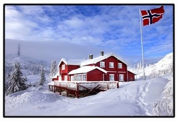 Knutehytta,Kongsberg. Norway. :-) Worked here one winter.