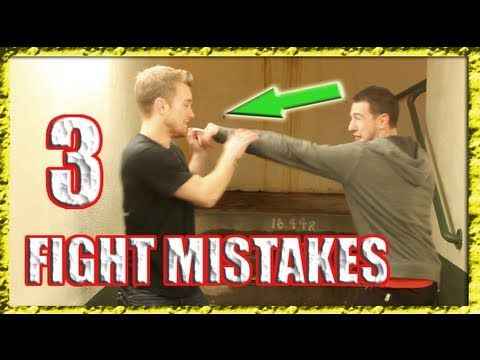 How to Fight Someone Bigger Than You - Overhand Right Punch - YouTube