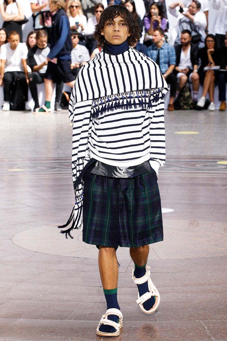 Sacai Spring 2016 Menswear - Collection - Gallery - Style.com