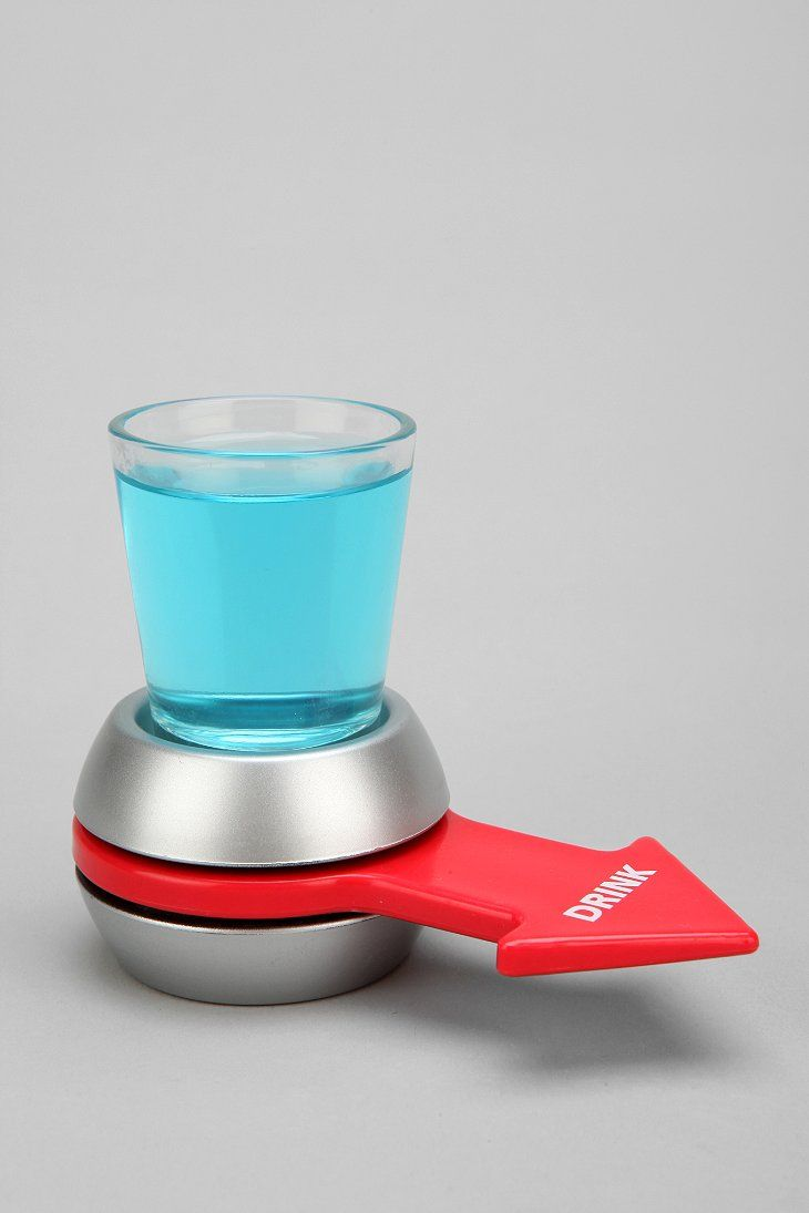 Spin-The-Shot Game lol we need thig @alexiskirstine