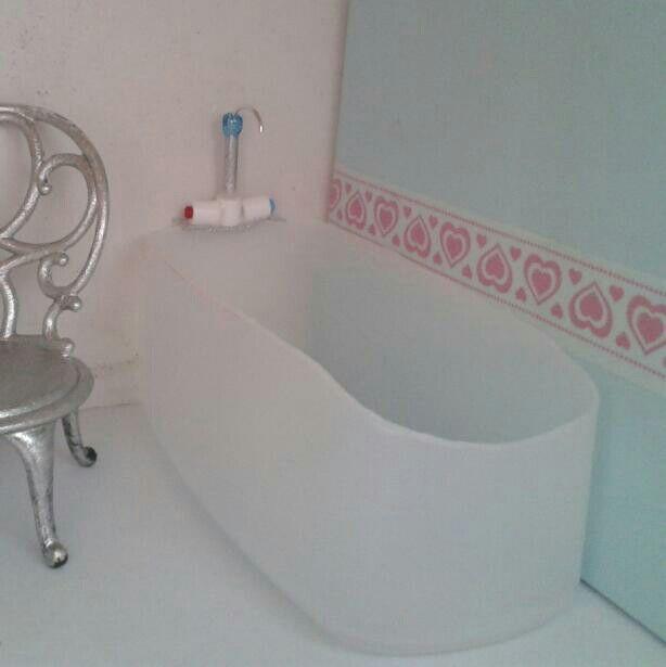 Diy bath tub