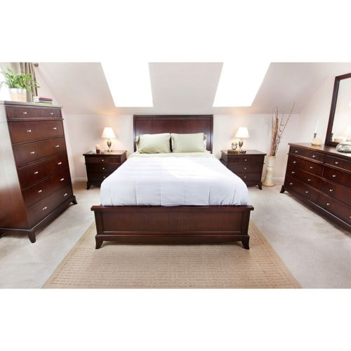 Garren 6 piece King Bedroom Set  1000 images about Furniture Selection  Bedroom on Pinterest. Bevelle King Bed
