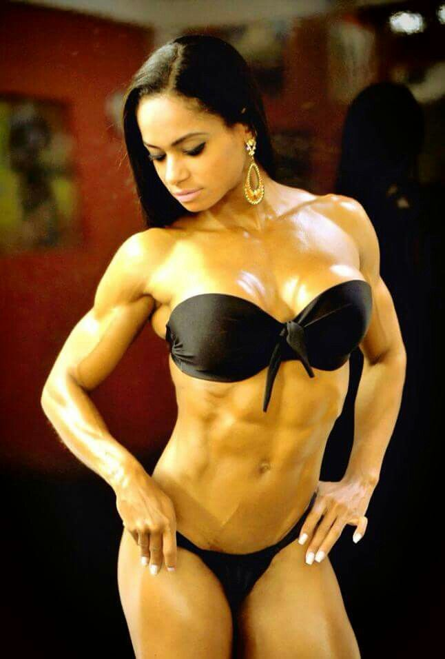 Denise Rodrigues Brazilian Ifbb Pro Hdbodys Gym