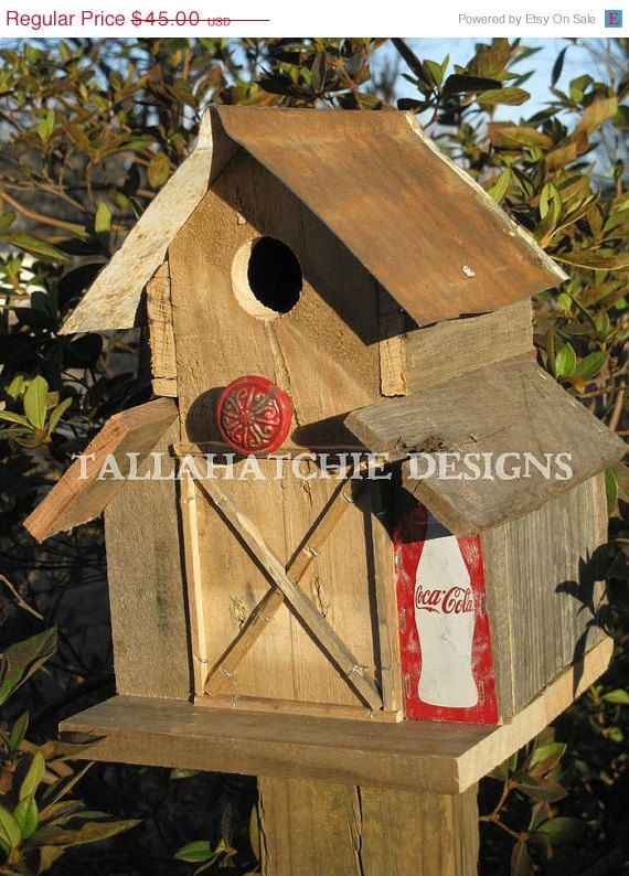 548 best images about bird houses on pinterest bird for Primitive house plans