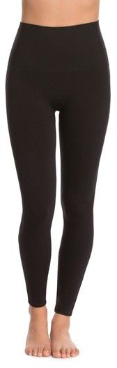 Spanx Women's Look At Me Now' Seamless Leggings