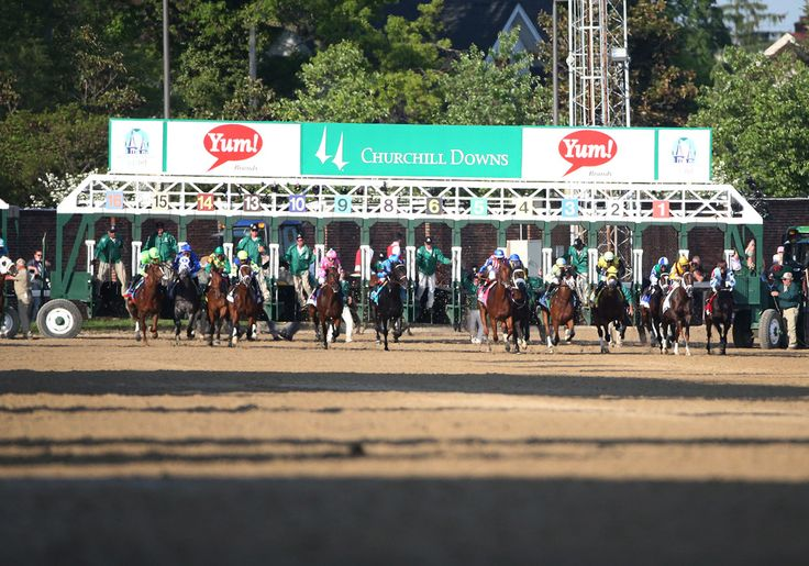 2016 Kentucky Derby Payouts and Results