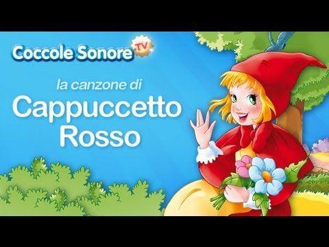 La Canzone di Cappuccetto Rosso - Canzoni per bambini di Coccole Sonore - YouTube
