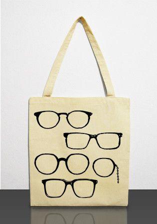 gözlükler çanta