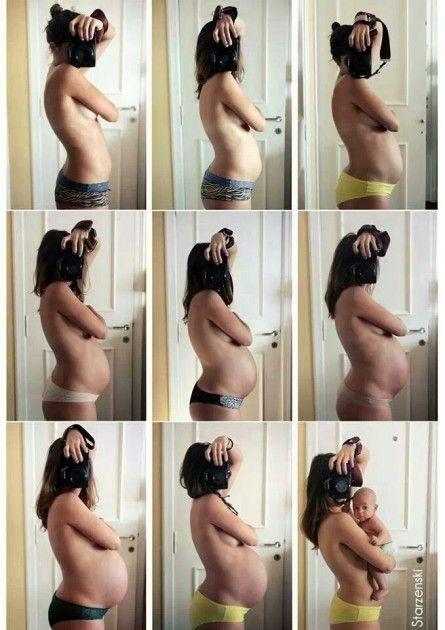 10 selfies que toda grávida vai acabar fazendo