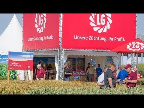 DLG #Feldtage 2014 - Rückblick : LG Seeds Deutschland #LG #Limagrain #Landwirtschaft