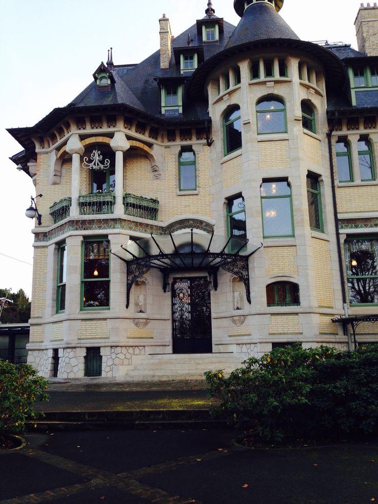 210 best images about art nouveau architecture on. Black Bedroom Furniture Sets. Home Design Ideas