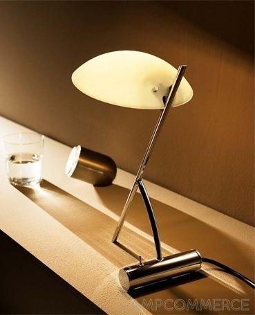 De Majo #Girasole L table lamp Design Oriano Favaretto
