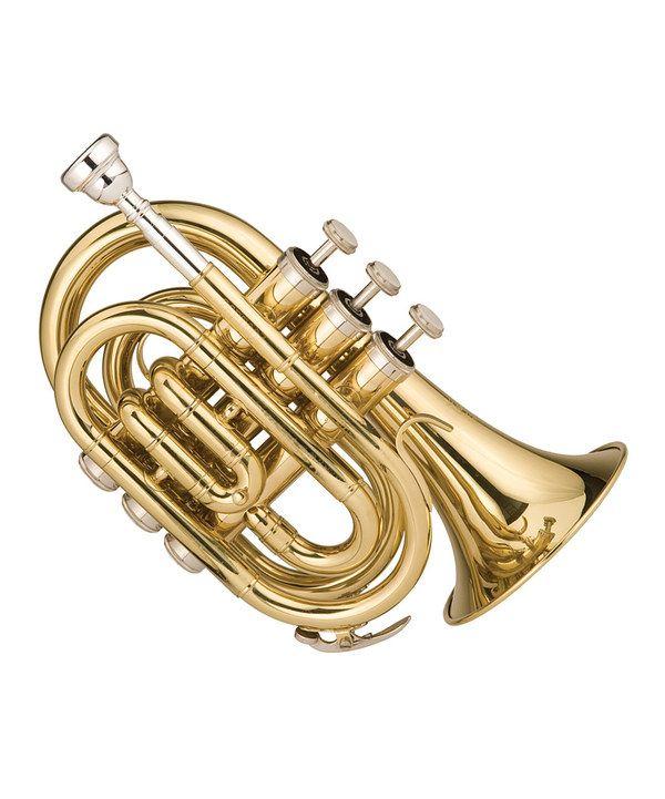 Another great find on #zulily! Ravel Bb Pocket Trumpet by Cascio Interstate Music #zulilyfinds