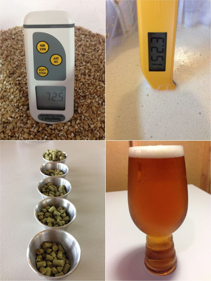 """Brewing """"1 Hour"""" IPA - from grain to glass"""
