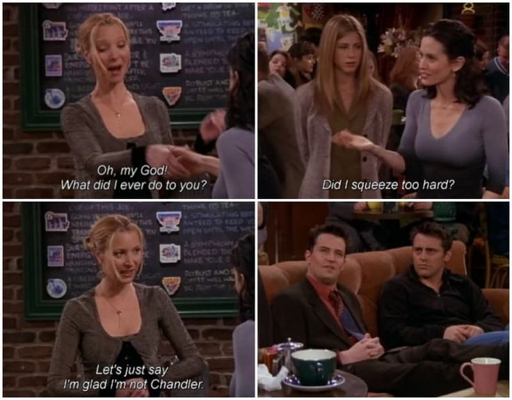"""21 Dirty """"Friends"""" Jokes That Probably Went Over Your Head The First Time"""