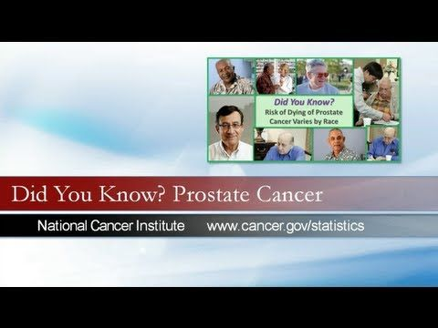 how to know u have prostate cancer