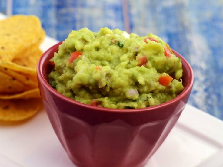 A flavorful and healthy avocado based dip Guacamole originated in Mexico but has now become popular all over the world not just as a dip but also as a salad...
