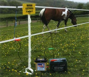 17 Best ideas about Electric Fencing For Horses on Pinterest