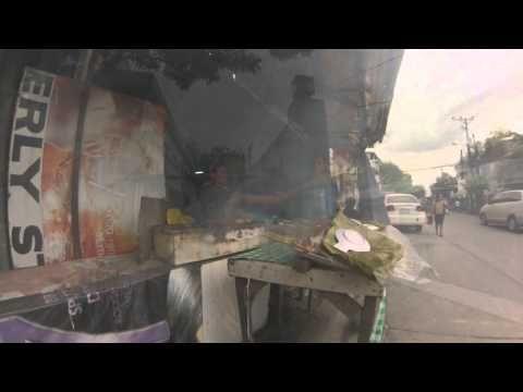 Cebu 2013 .. Filipińskie nonsensy prawne, uliczne jedzenie i slumsy .. UcieczkaDoRaju