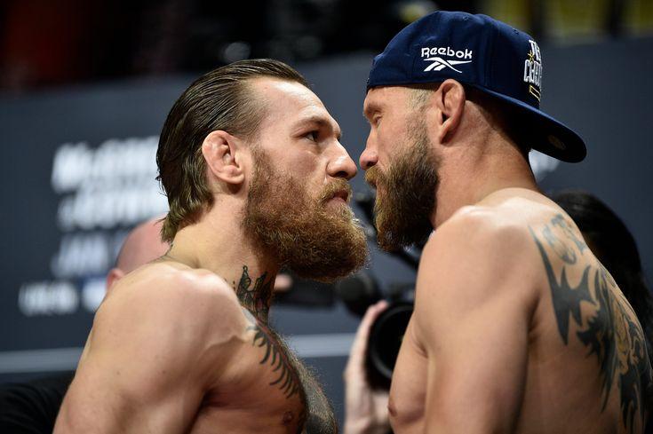 UFC 246 McGregor vs Cowboy TONIGHT UK start time TV