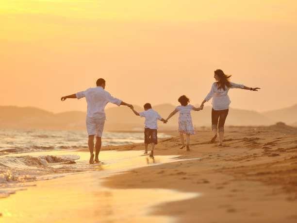 Ποια είναι τα στοιχεία που κάνουν ευτυχισμένη μια οικογένεια;