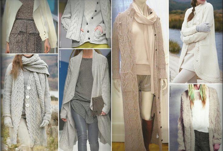 Aran Sweater Fashion Trends