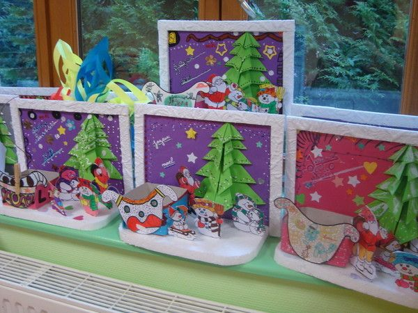 1000 images about noel on pinterest advent calendar - Bricolage decoration de noel ...