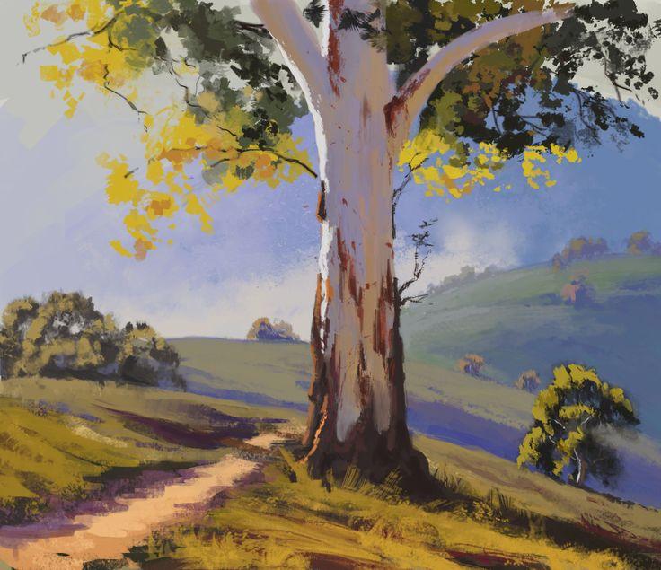 Copy landscape_dgital painting
