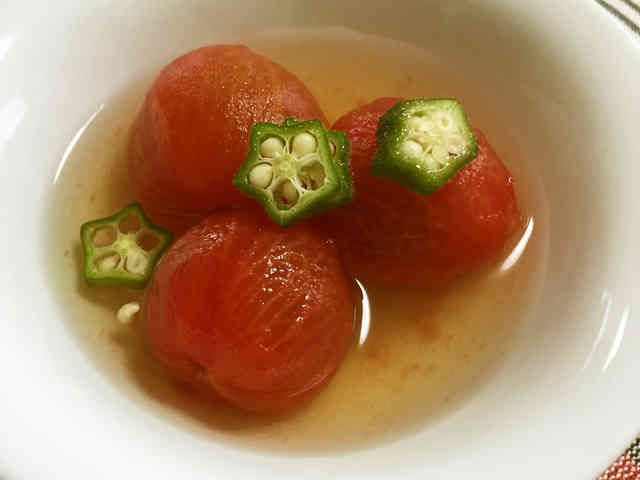 おだしトマトの画像